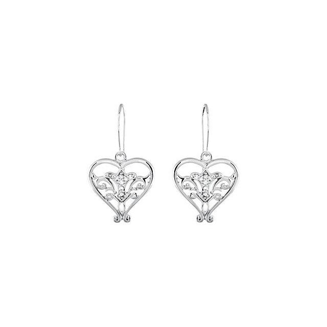 Pure in Heart Earrings