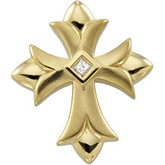 Cross Pendant Mounting