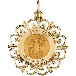 St. Anne de Beau Pre Medal