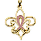 Pink Pourri™ Breast Cancer Awareness Pendant