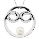 Family Circle™ Pendant & Chain