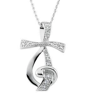 Sing for Joy™ Pendant & Chain