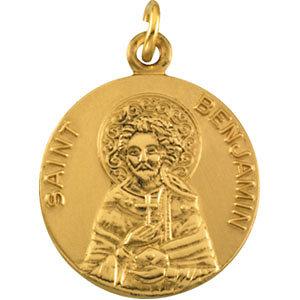 St. Benjamin Medal