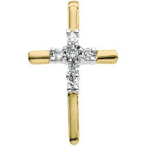 Diamond Unity Cross™ Pendant