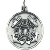 St. Michael / U.S. Coast Guard Medal
