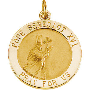 Pope Benedict Medal