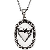 Love  Pendant & Chain