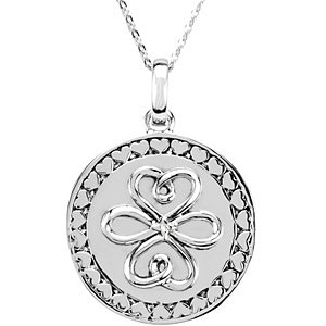 Sisters Best Friends Necklace