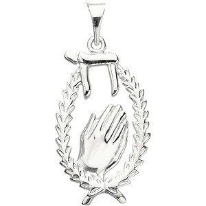 Wings of Remembrance™ Chai Pendant