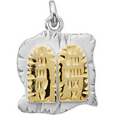 10 Commandments Pendant