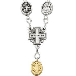 Jerusalem Style Rosary