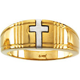 Cross Ring Duo