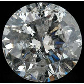 I3 ROUND FULL CUT I-J GENUINE DIAMOND