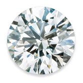 Round Non-Serialized Diamonds