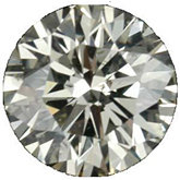 I1 ROUND FULL CUT K-L GENUINE DIAMOND