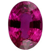 Genuine Oval Madagascar Ruby