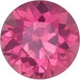 Genuine Ruby - Round Faceted Natural Madagascar; A Quality