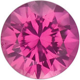 Round SWAROVSKI GEMS™ Genuine Bright Red Ruby