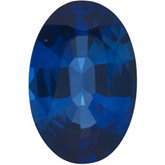 Genuine Blue Sapphire - Oval Faceted Ceylon Color; AA Quality