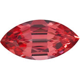 Marquise Lab Created Padparadscha Sapphire