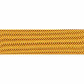 #3 Yellow Nylon (Polyamid) Carded Bead Cord (.50mm)