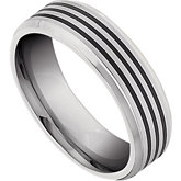 7.0mm Titanium Band