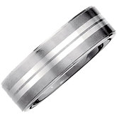 7.2mm Titanium Band