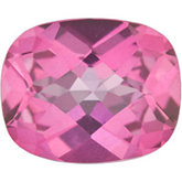 Antique Cushion Genuine Pure Pink Mystic Topaz