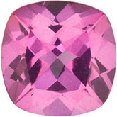 Antique Square Genuine Pure Pink Mystic Topaz