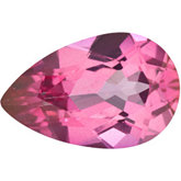 Pear Genuine Pure Pink Mystic Topaz