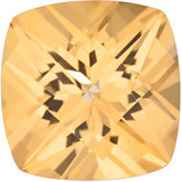 Antique Square SWAROVSKI GEMS™ Genuine Honey Topaz