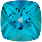 Antique Square Genuine Paraiba Topaz