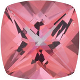 Antique Square SWAROVSKI GEMS™ Genuine Pink Topaz