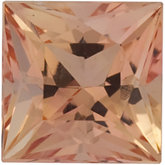 Genuine Topaz Precious - Square Princess; AA Quality; Imperial