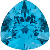 Trillion Genuine Swiss Blue Topaz