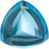 Trillion Genuine Cabochon Swiss Blue Topaz