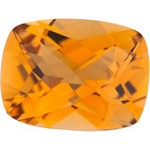 Antique Cushion Genuine Golden Tourmaline