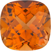 Antique Square Genuine Golden Tourmaline
