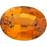 Oval Genuine Golden Tourmaline
