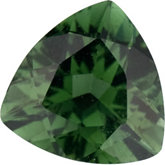 Trillion Genuine Green Tourmaline