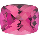 Antique Cushion Genuine Pink Tourmaline