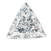 Triangle (.33ct - up)