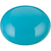 Oval Genuine Turquoise