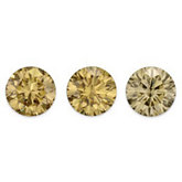 Natural Fancy Yellow Diamonds