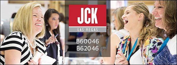 JCK Las Vegas | Booth Numbers B60046 and B62046
