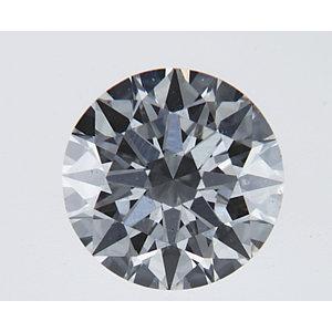 Round 0.65 carat I VS1 Photo