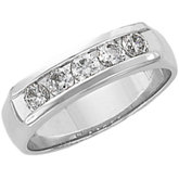 Men's Diamond 5-Stone Ring