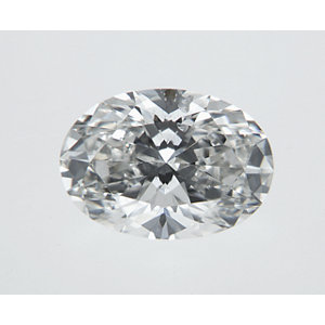 Oval 0.43 carat H SI2 Photo