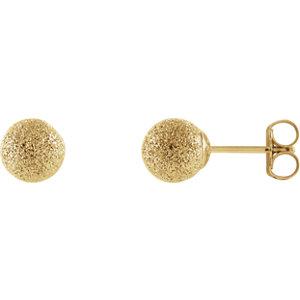 Stardust Ball Earrings