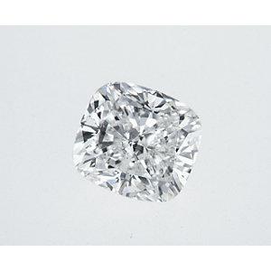 Cushion 0.58 carat G SI1 Photo